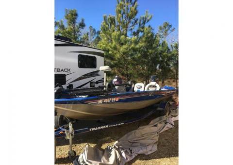 Bass Tracker Boat - For Sale